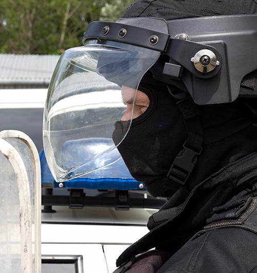 klant-politie